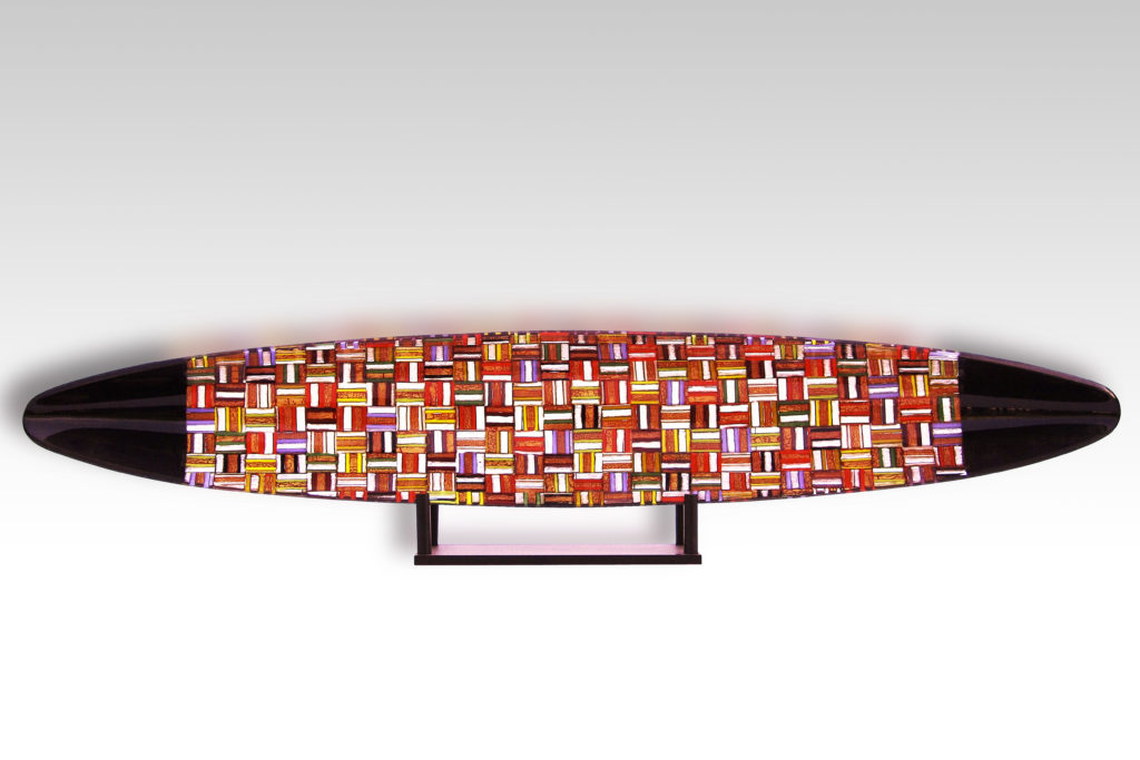 Gondola Ormesino centerpiece
