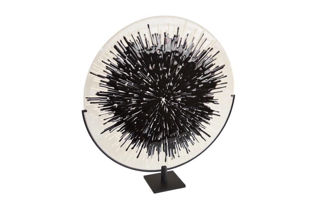 Energia black&white disk
