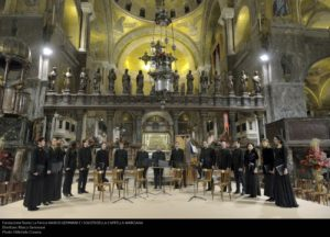 Marco Gemmani and Christmas concert