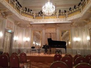 Veneto Jazz in La Fenice Theater