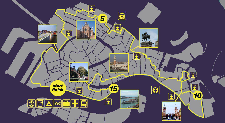 Venice Night Trail 2020