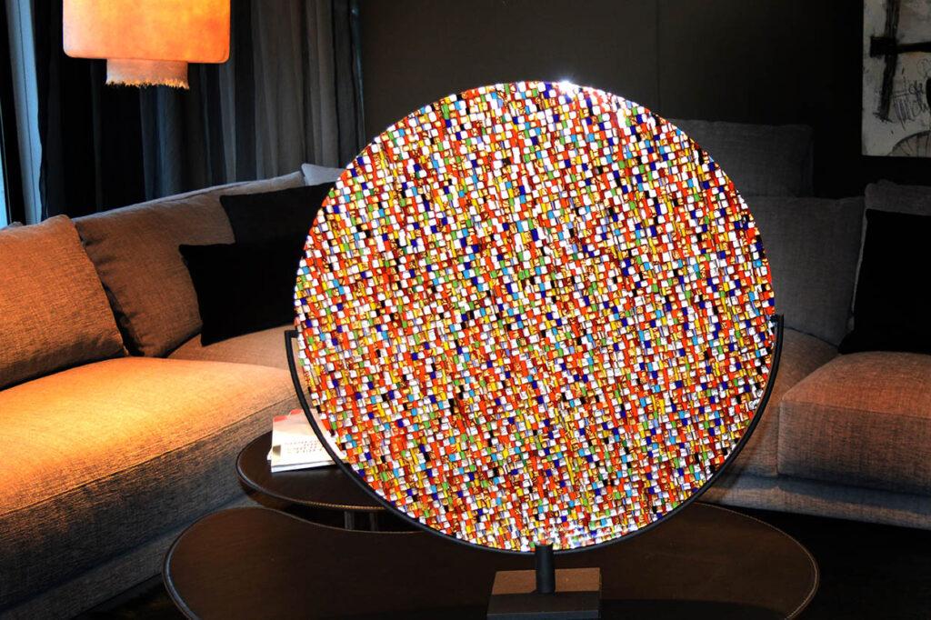 disk soleluna multicolor