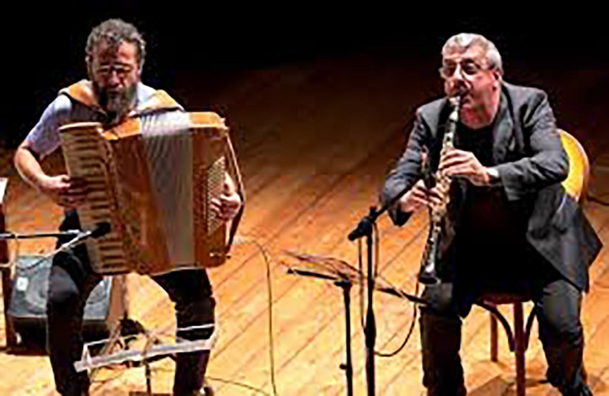 Mirabassi Zanchini Duo