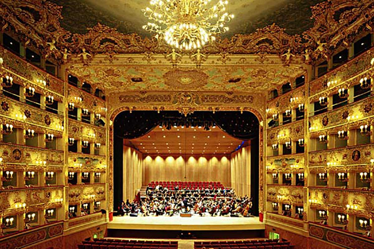 La Fenice concerts
