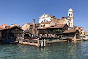 Venetian Squero San Trovaso