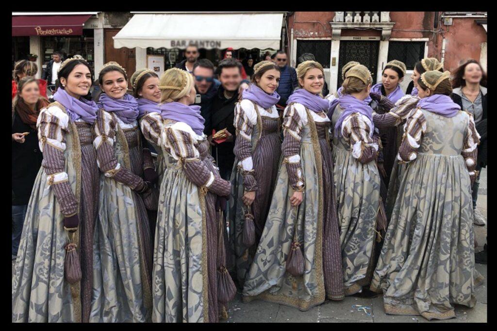 Venice Carnival - 12 Maries