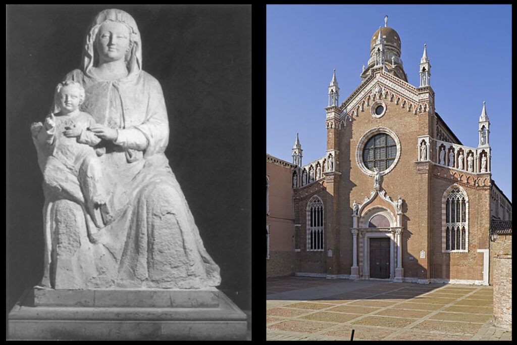 Legend of Madonna dell'Orto