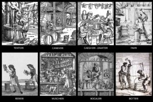 ancient venetian crafts