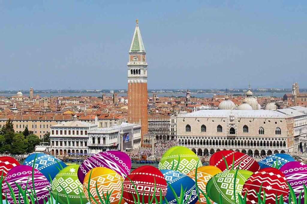 Easter in Venice