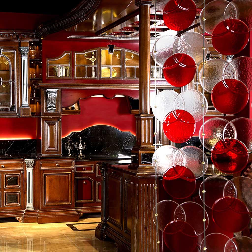 RGB kitchen