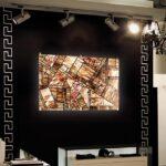 Pannelli in vetro retroilluminati – la soluzione VeVe Glass per negozi e boutique