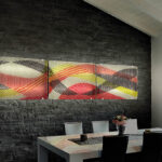 Pannelli decorativi in vetro: soluzioni di design per un arredo di lusso