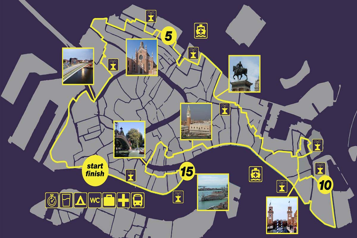 Venice Night Trail 2021