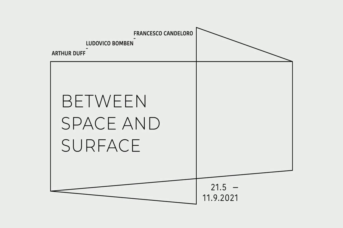 Between space and surface