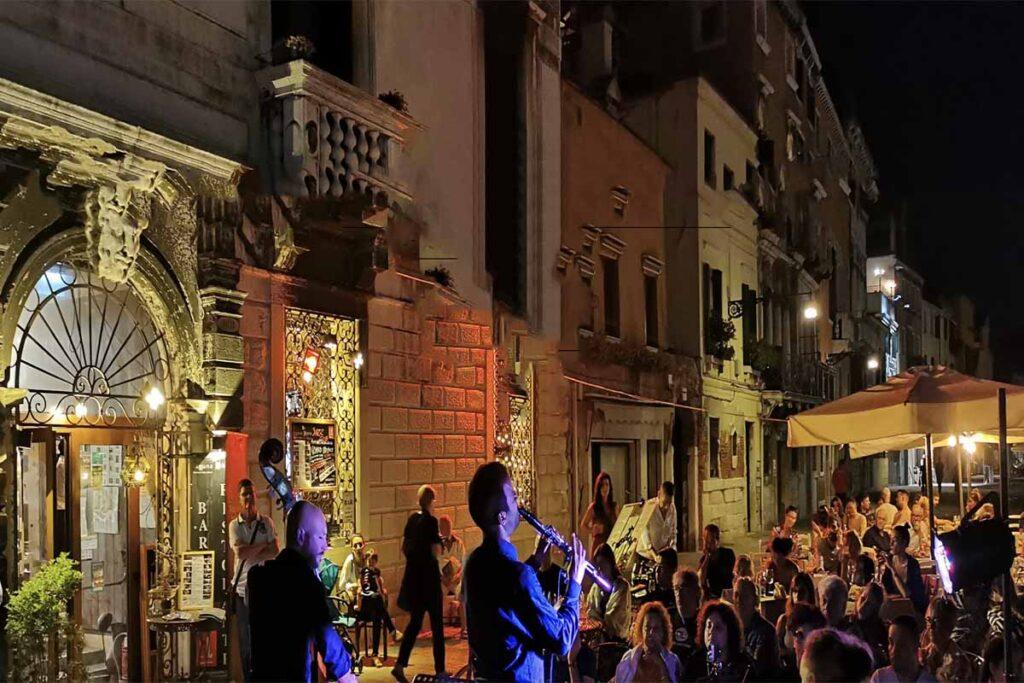 venice jazz festival 2021