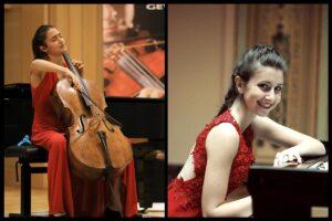 Caterina Isaia and Clarissa Carafa
