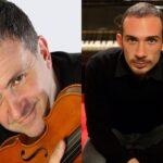 Duo Domenico Nordio and Orazio Sciortino