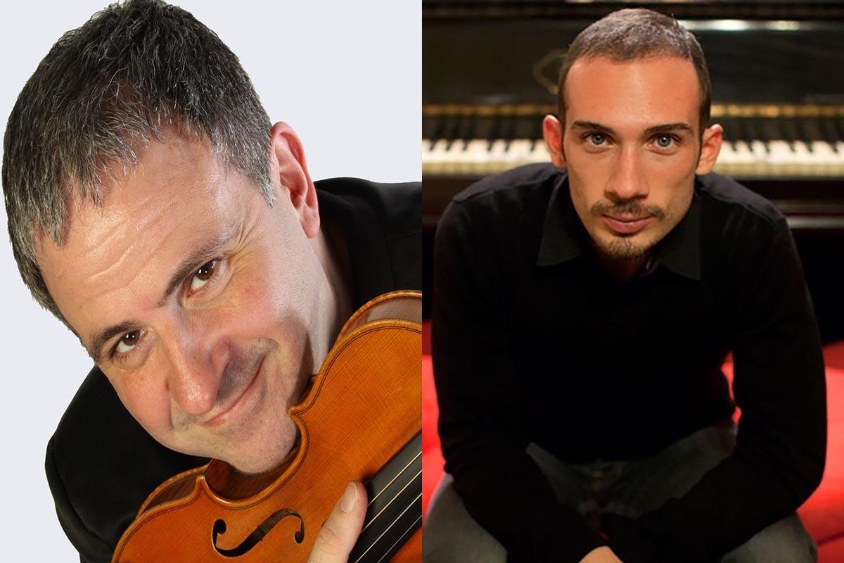 Read more about the article Duo Domenico Nordio and Orazio Sciortino