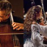 Duo Giovanni Sollima and Carlotta Maestrini