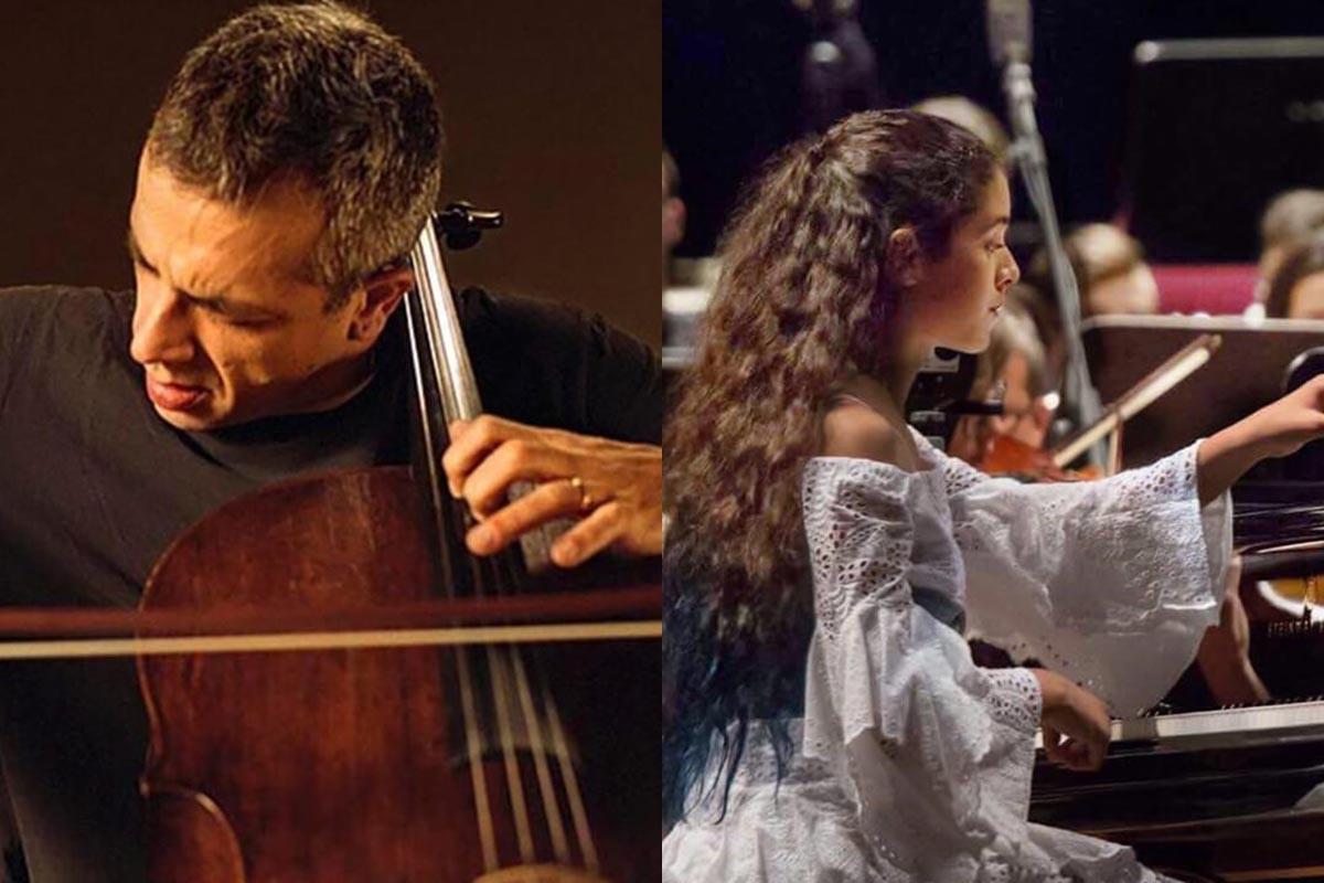 Read more about the article Duo Giovanni Sollima and Carlotta Maestrini
