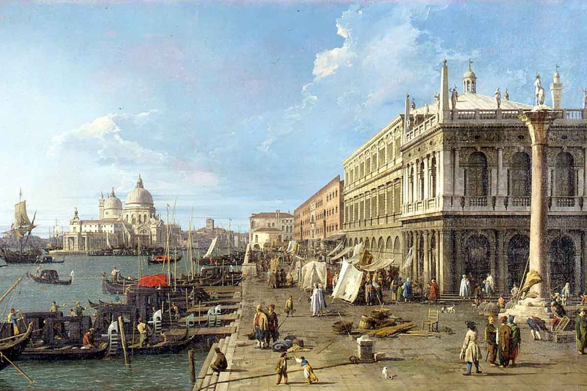 Read more about the article Canaletto meets Guardi
