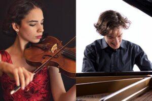 Duo Gaia Trionfera and Alessandro Taverna