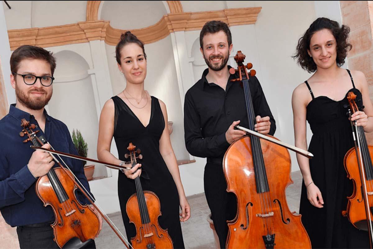 Read more about the article Quartetto Adorno